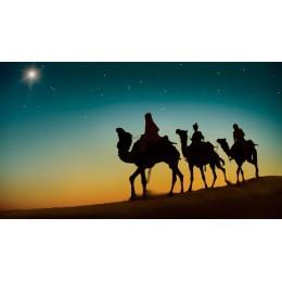 Mi carta de Reyes Magos 2018